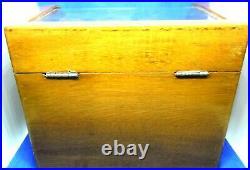 ANCIEN POTENCE River et Chasser Staking Set Absteckset PEARL JUNIOR Watchmaker
