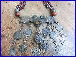 Ancien Collier Berbere Maroc