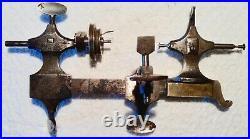 Ancien outil d'horloger TOUR d'horloger montre bijoux clock VINTAGE