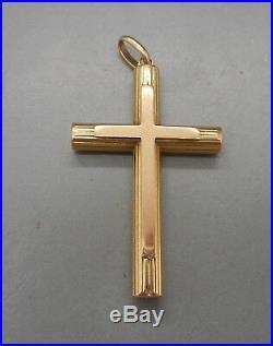 Ancienne Croix en or 18 carats