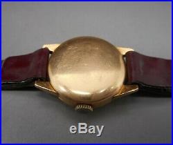 Ancienne Montre Baume et Mercier en or 18 carats