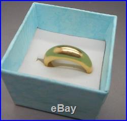 Ancienne bague en Or jaune 18 carats