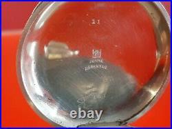 Ancienne montre Gousset Chronograph LIP TBE fonctionne omega zentih longines