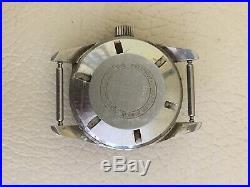 Ancienne montre Marc Nicolet Skin Diver Plongeur 1960 Automatique
