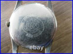 Ancienne montre Universal Genève Polerouter Date Automatic cal 218-2