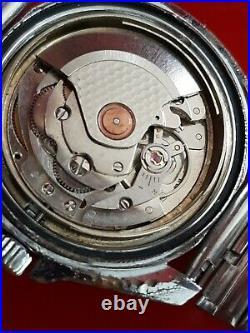 Ancienne montre de plongée homme YEMA Sous-Marine automatic Fonctionne
