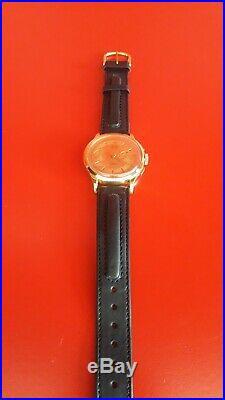 Ancienne montre homme Chronograph ITA GENÈVE Superbe