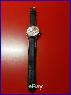 Ancienne montre homme Chronograph SOMI RARE VENUS 188 Superbe