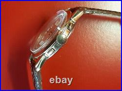 Ancienne montre homme Chronograph SUISSE pl or Swiss Made