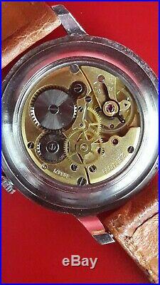 Ancienne montre homme ZÉNITH Superbe et rare