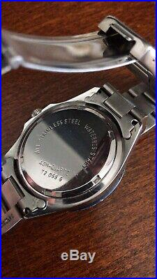 Ancienne montre plongee vintage diver YEMA PARIS STYLE SUPERMAN QUARTZ