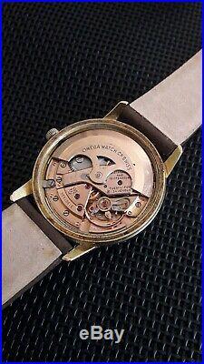 Ancienne omega constellation pie pan montre Oméga Ancienne