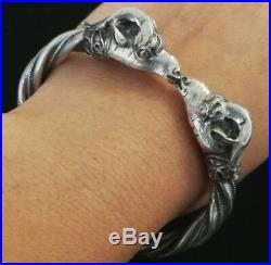 Bracelet Bélier Ancien Probablement Fait à la main