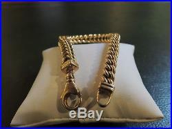 Bracelet ancien or jaune 18 carats