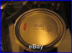 Chronographe ancien Tissot modèle 810. Lemania 1277, incabloc. Rare
