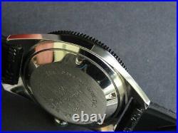 Jean-louis frésard plongée acier, automatique FE5611. Nad (stock ancien)