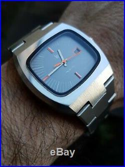 Lip electronic R 148 Montre bracelet vintage 1970 rare homme ancienne