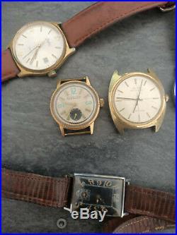 Lot montre ancienne mecanic