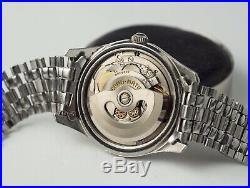 Montre Ancienne Eterna Matic Kontiki Tout Acier Bracelet Gayfrere