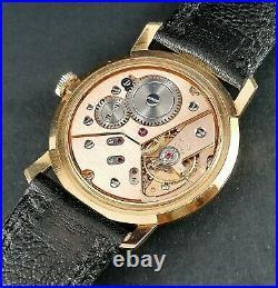 Montre Ancienne Neuve Vintage Watch 70's Herodia Nos Peseux Manual Wind