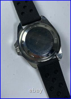 Montre Ancienne Plongée Vintage Diver Watch Style Monnin Rare Bakelite Herma