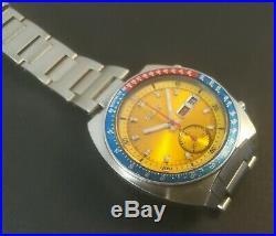 Montre Ancienne Seiko Pogue 6139-6005 Vintage Watch Révisée Serviced