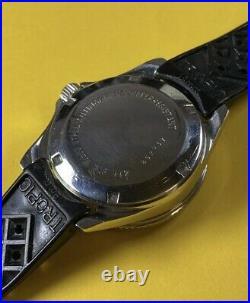 Montre Ancienne Vintage Diver Plongée Rare Yema Electronic ESA 9158 HF 660 Feet