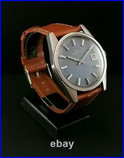 Montre Ancienne Vintage Helvetia Watch 70's Manual Wind Nos