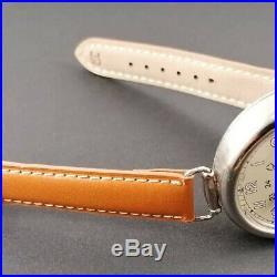 Montre Ancienne Vintage Soviet Watch Kirovskie 40's Serviced