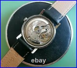 Montre Ancienne Vintage Watch 60's Zenith Automatique