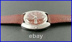 Montre Ancienne Vintage Watch 70's Seiko Ufo 7006 Japan Made Serviced