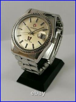 Montre Ancienne Vintage Watch Rado High Beat Eta 2872 Automatique