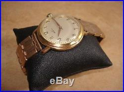 Montre ZENITH Ancienne Mécanique Vintage Watch