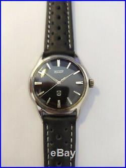 Montre ancienne TISSOT SPÉCIAL cal27B-21 repainted dial vintage Swiss watch