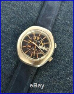 Montre ancienne alarm automatic KELEK cal AS5008 vintage Swiss watch run great