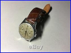 Montre ancienne chronographe UNIVERSAL GENEVE UNI-COMPAX