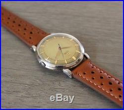 Montre ancienne rare OMEGA automatic bumper 2446-1 CAL354 vintage watch