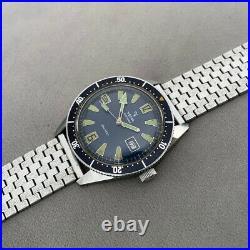 Montre de plongée ancienne YEMA Diver 330 Pre Skin Diver Vintage