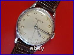 Montre homme JAEGER LECOULTRE montre ancienne Fonctionne P478/c
