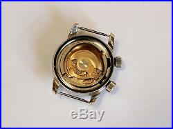 Montre plongée ancienne POP compressor double couronne cal eta2472 vintage diver