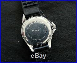 Montre plongée ancienne YEMA SUPERMAN 990feet vintage french diver refT2001-6