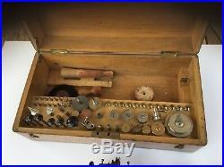 Outil Horlogerie Ancien, LORCH SCHMIDT & Co