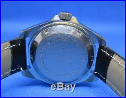 Plongeuse ancienne Yema sous-marine vintage, révisée, état exceptionnel