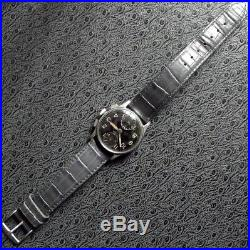 RARE chronographe ancien HEUER 2 années 1930 Venus 170