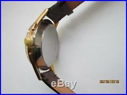 Rare & Ancienne Montre Lyban Chronographe Suisse Landeron 151