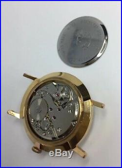 Rare Montre Ancienne Vintage Watch Mécanique A. L. CAPONE Mysterieuse Mystery Dial