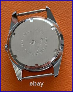 Rare Montre Ancienne Vintage Watch lip R184 Electronic Look 70´s