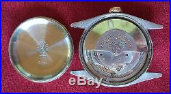 Rare Vintage, ancienne Rolex Oyster Perpetual 6085 6084 semi bubble année 1951