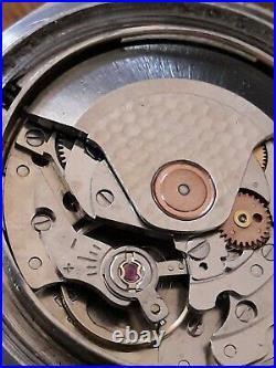 SUPERBE Montre de plongée NAUTIC AURORE 200M automatique acier ancienne DIVER