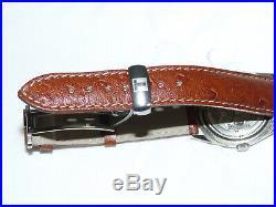 Superbe ancienne Montre Tissot Visodate Seastar Cal 782, bracelet Tissot neuf